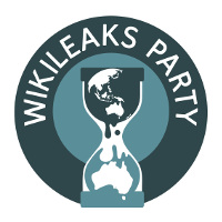 WikiLeaks Party logo